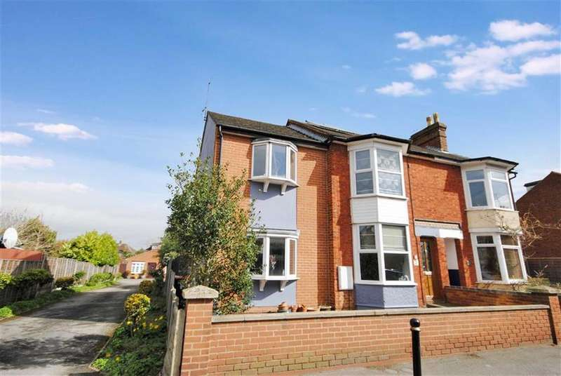 4 Bedrooms Semi Detached House for sale in South Street, Leighton Buzzard