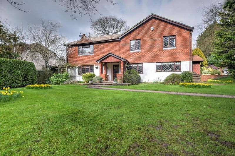 6 Bedrooms Detached House for sale in Axford Road, Ellisfield, Basingstoke, Hampshire