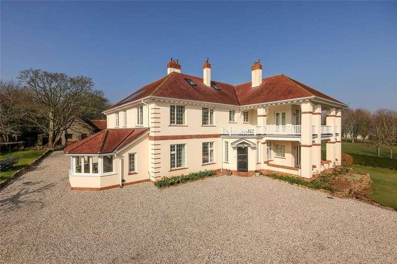6 Bedrooms Detached House for sale in Bascombe Road, Churston Ferrers, Brixham, Devon, TQ5