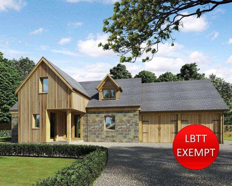 4 Bedrooms Detached Villa House for sale in Badgers Rest, Plot 2 Barclaugh Farm Auchincruive KA6 5HY