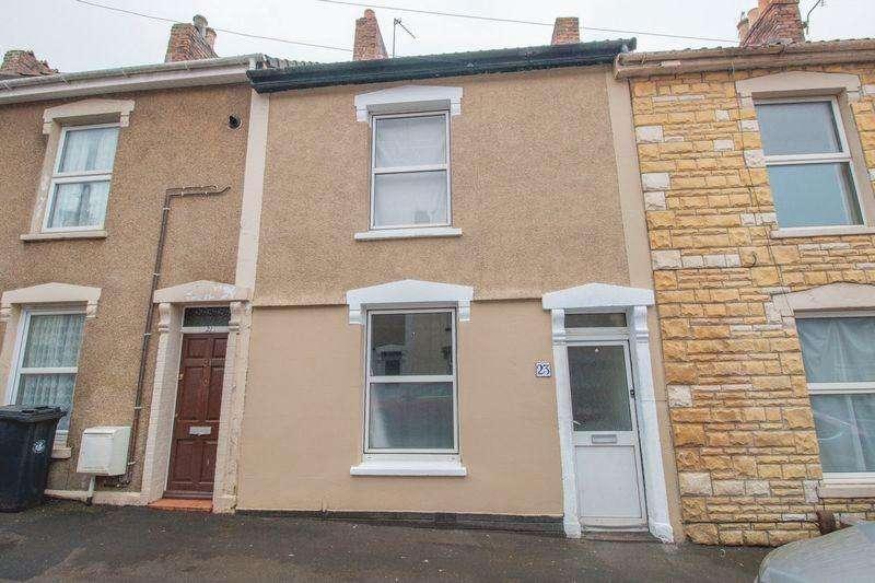 2 Bedrooms Terraced House for sale in Lewin Street, Redfield