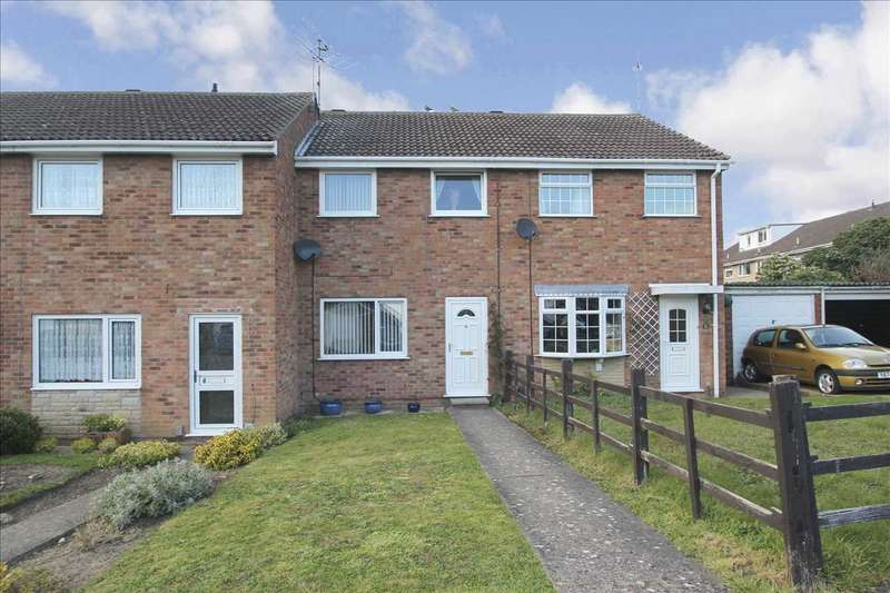 3 Bedrooms Terraced House for sale in Newhaven Drive, Lincoln