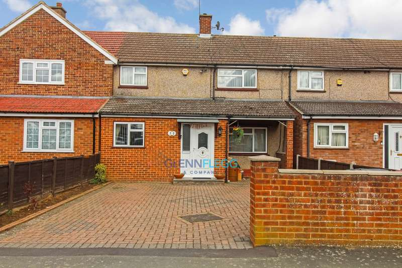3 Bedrooms Terraced House for sale in Wexham, Slough