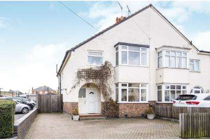 3 Bedrooms Semi Detached House for sale in The Crossways, Birstall, Leicester, Leicestershire