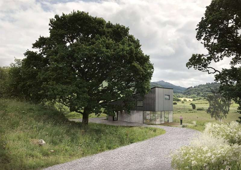 Plot Commercial for sale in Plot 4 By Ballygowan Farm, Glenlonan, Oban, Argyll and Bute, PA34