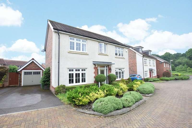 1 Bedroom House Share for rent in Blackcap Lane, Jennetts Park, Bracknell, Berkshire, RG12