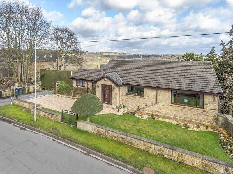 4 Bedrooms Detached House for sale in Upper Batley Low Lane