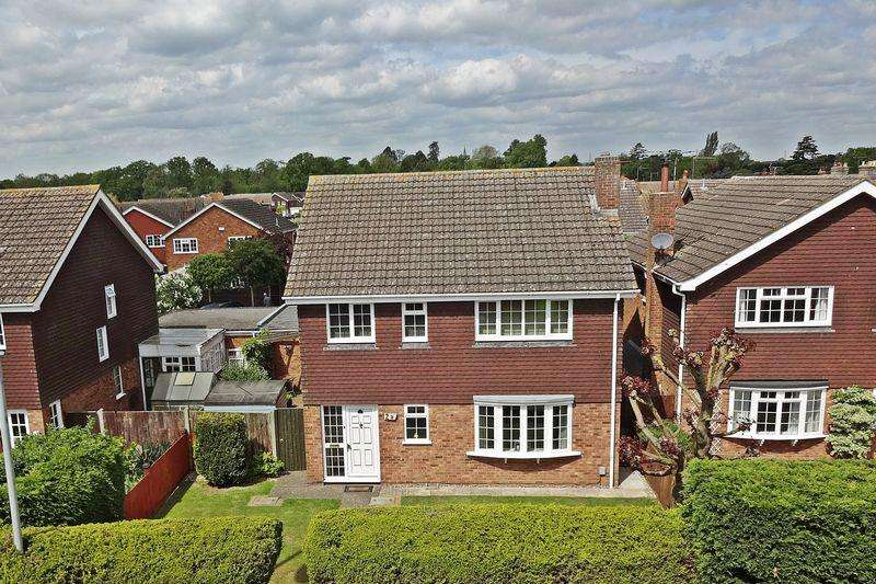 4 Bedrooms Detached House for sale in Park Road, Westoning