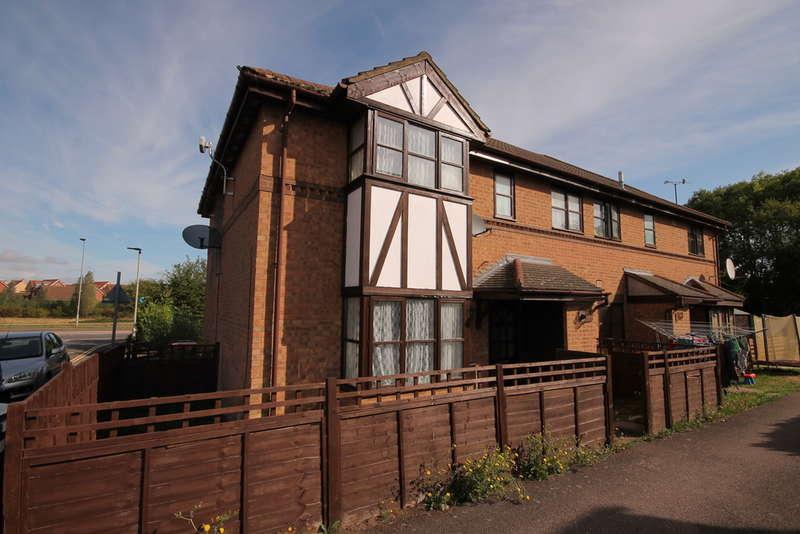 2 Bedrooms Semi Detached House for sale in Poppyfields, Bedford, MK41