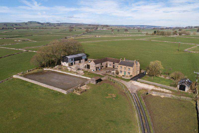 4 Bedrooms Country House Character Property for sale in Stanley Lodge, Great Hucklow, Derbyshire