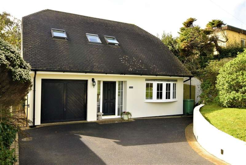 3 Bedrooms Detached House for sale in Bolingey, Perranporth