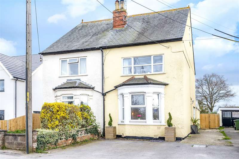 3 Bedrooms Semi Detached House for sale in Arborfield Road, Shinfield, Reading, Berkshire, RG2