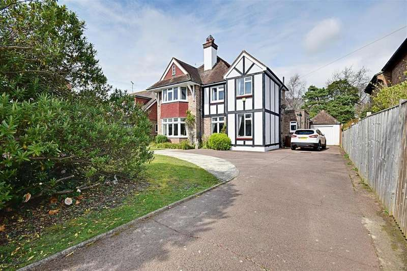 4 Bedrooms Detached House for sale in Collington Avenue, Bexhill-On-Sea