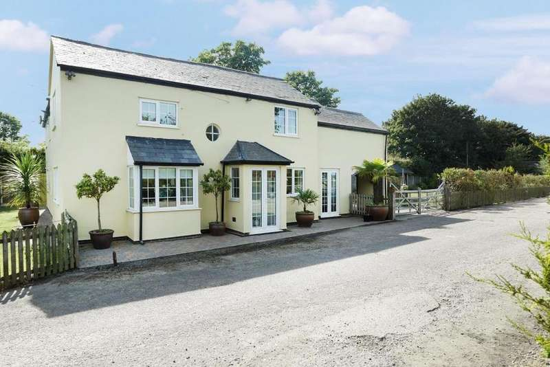 5 Bedrooms Detached House for sale in High Cross, Claybrooke Magna