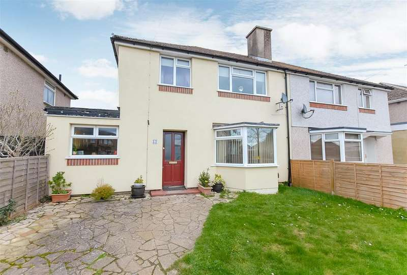 3 Bedrooms Semi Detached House for sale in Abbotts Way, Cippenham