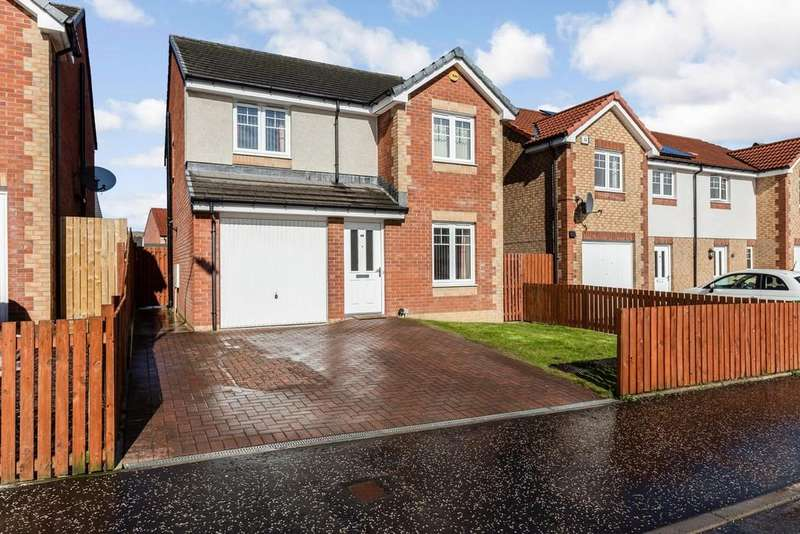 4 Bedrooms Detached House for sale in 80 Limepark Crescent, Kelty, KY4 0FH