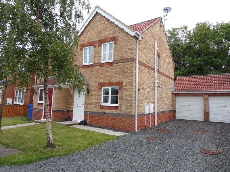3 Bedrooms Property for sale in Millcroft Court, Blyth, Blyth, Northumberland, NE24 3JG
