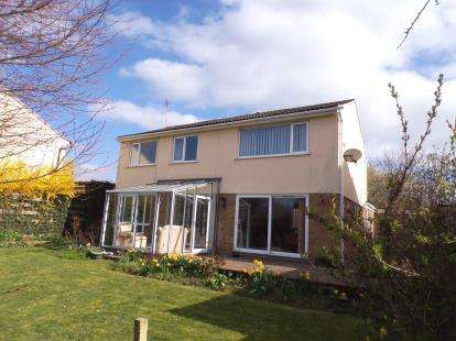 4 Bedrooms Detached House for sale in Purbeck Close, Wigston, Leicester, Leicestershire