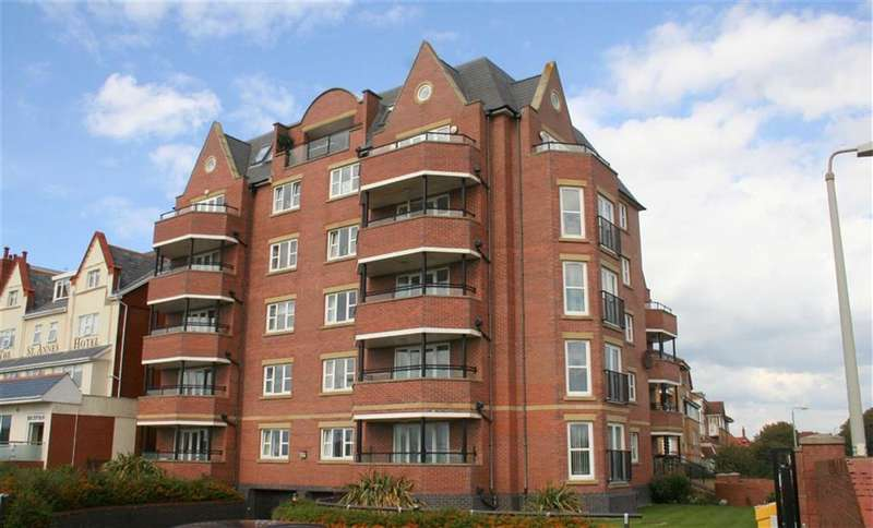 2 Bedrooms Apartment Flat for sale in Windward House, 73 South Promenade, St Annes On Sea