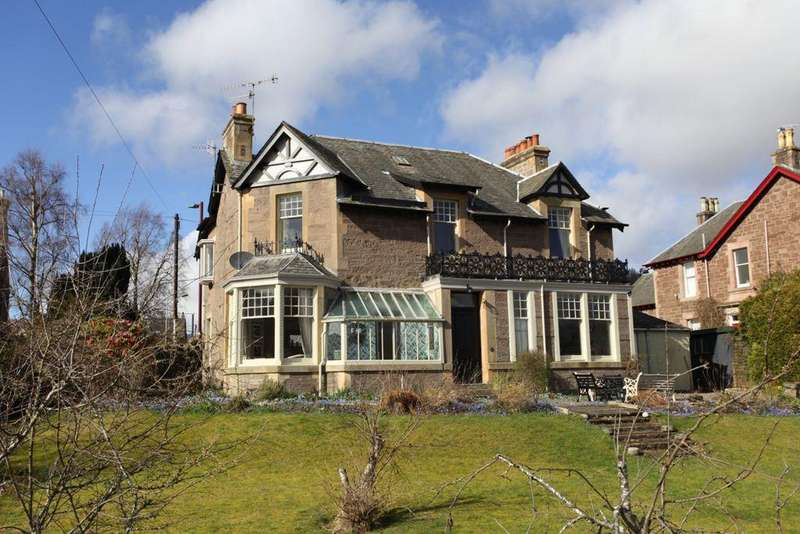 6 Bedrooms Detached House for sale in Perth Road, Crieff PH7