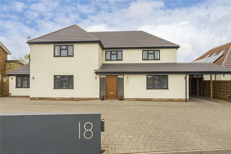 4 Bedrooms Detached House for sale in Church Road, Stow-cum-Quy, Cambridge, CB25