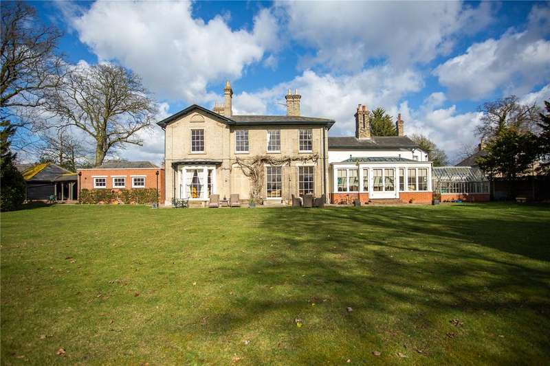3 Bedrooms House for sale in St Olaves Road, Herringfleet, Suffolk