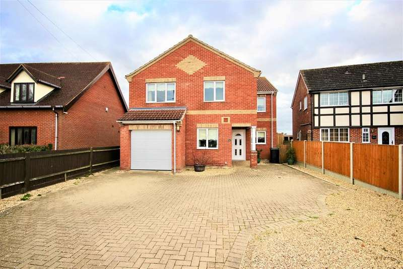 4 Bedrooms Detached House for sale in Thistley Green Road, Braintree, CM7