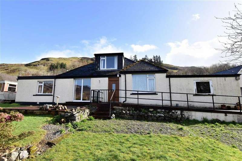 4 Bedrooms Detached House for sale in Dornie, Ross-shire