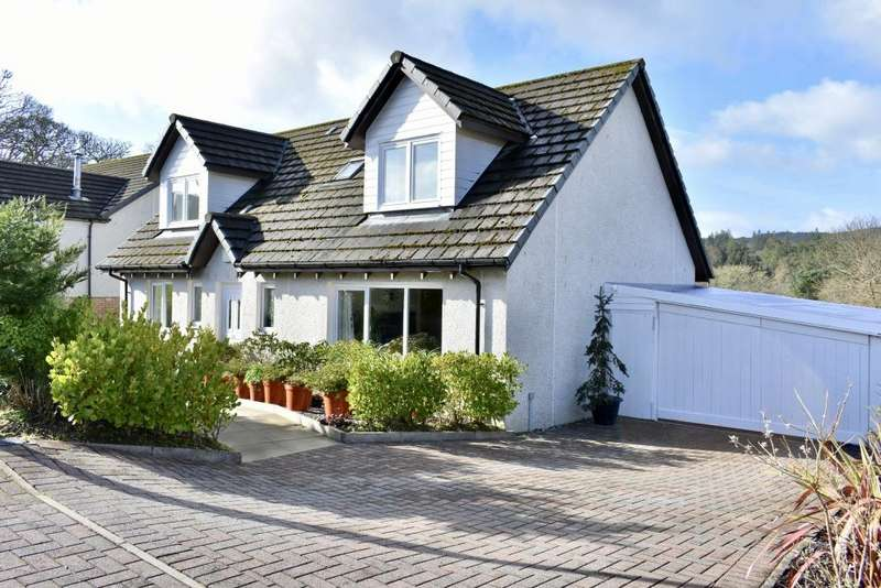 4 Bedrooms Detached Villa House for sale in 22 Fernoch Crescent, Lochgilphead, PA31 8AE