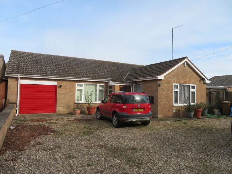 2 Bedrooms Detached House for sale in The Bank, Parson Drove, Wisbech, Cambs, PE13 4JD