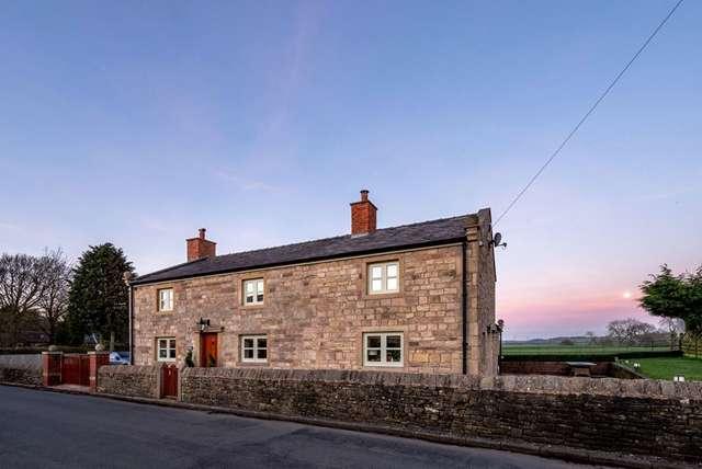 4 Bedrooms Detached House for sale in Prospect Cottage, Brindle, Nr Chorley, PR6