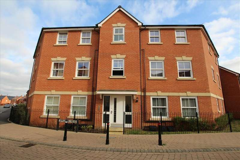 2 Bedrooms Apartment Flat for sale in Sanger Avenue, Biggleswade, SG18