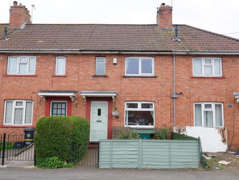 3 Bedrooms Terraced House for sale in Ilminster Ave, Knowle, Bristol, BS4 1LY