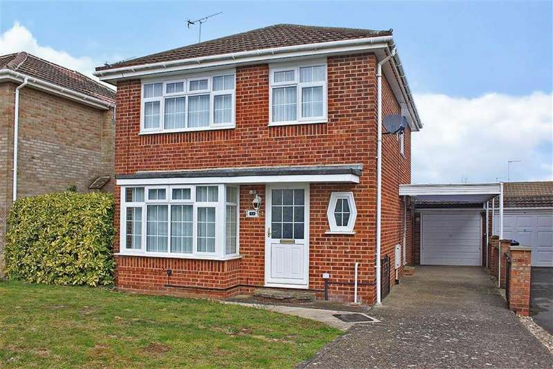 3 Bedrooms Detached House for sale in Burcot Gardens, Maidenhead, Berkshire