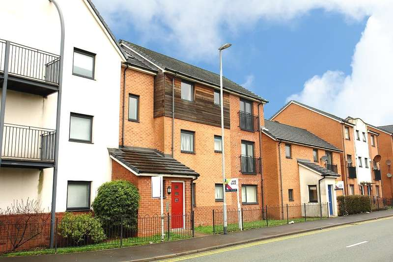 2 Bedrooms Flat for sale in Fields New Road, Chadderton