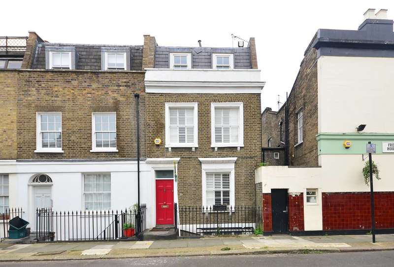 3 Bedrooms House for sale in Quick Street, Angel, N1