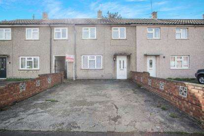 2 Bedrooms Terraced House for sale in Raglan Close, Luton, Bedfordshire, England