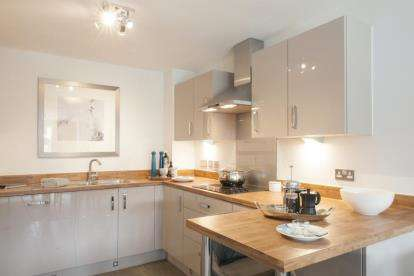 2 Bedrooms Retirement Property for sale in Buckingham Close, Exmouth, Devon