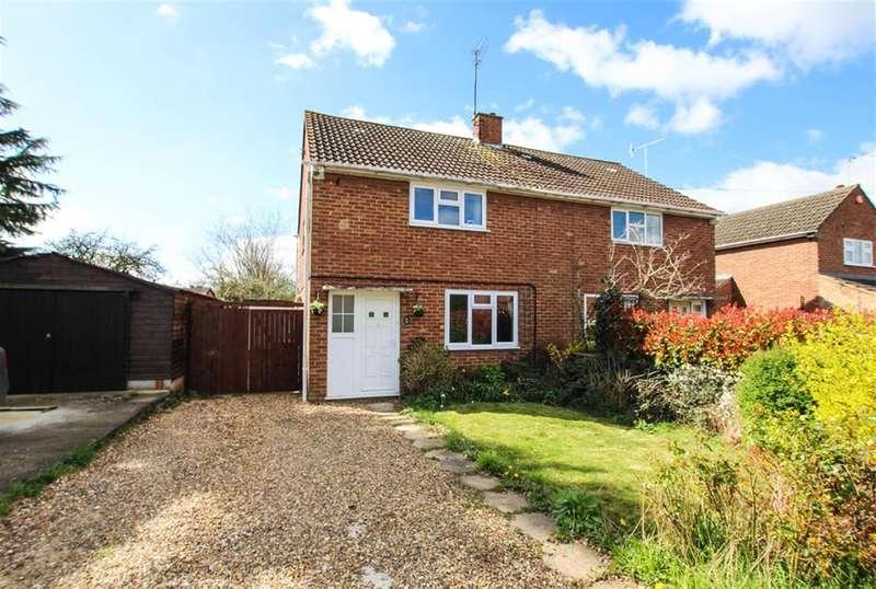 3 Bedrooms Semi Detached House for sale in Crossway, Leighton Buzzard