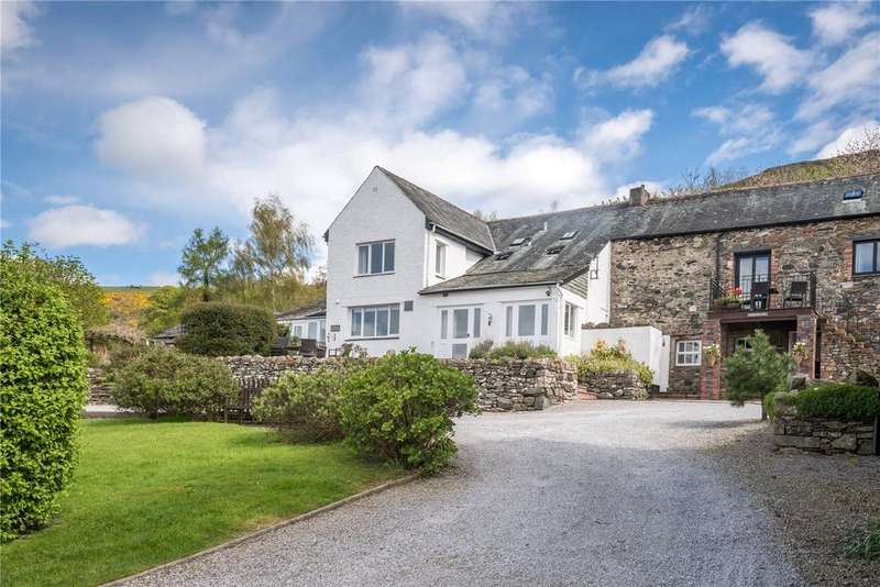 4 Bedrooms Detached House for sale in Bassenthwaite, Keswick, Cumbria, CA12