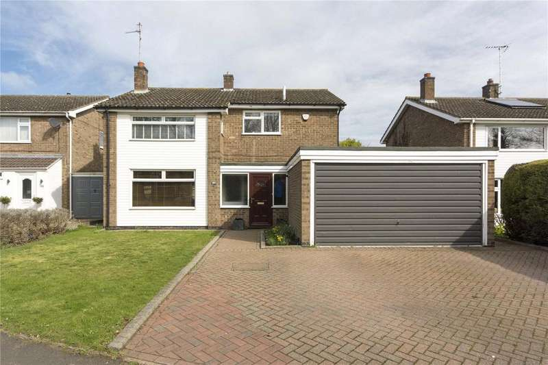 4 Bedrooms Detached House for sale in Casterton Road, Stamford