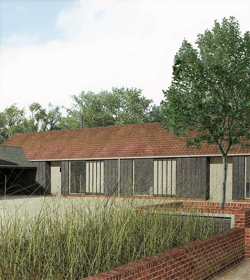 3 Bedrooms Semi Detached Bungalow for sale in Plot 6, Abbey View Homes