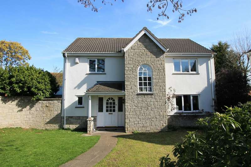 4 Bedrooms Detached House for sale in Myrtle Gardens, Yatton, North Somerset