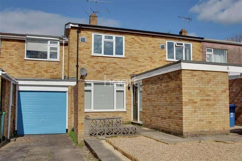 4 Bedrooms Terraced House for rent in Bracknell, RG12