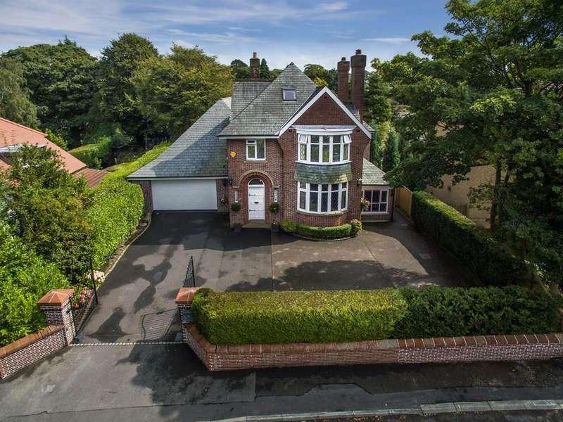 7 Bedrooms Detached House for sale in 10 Prospect Drive, Hest Bank, Lancaster, Lancashire LA2 6HX