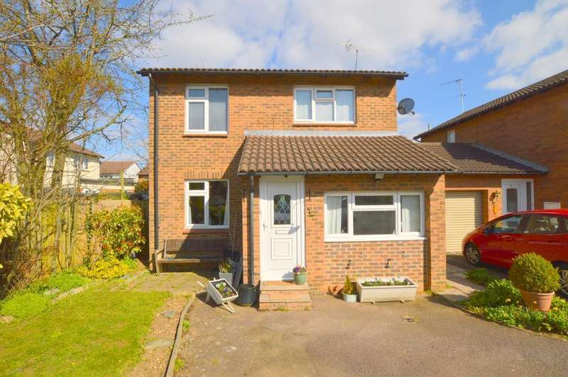 3 Bedrooms Detached House for sale in Leamington Road, Barton Hills, Luton, Bedfordshire, LU3 3XQ