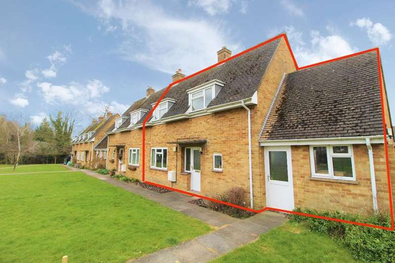 2 Bedrooms End Of Terrace House for sale in Randalls Close, Bromham, MK43