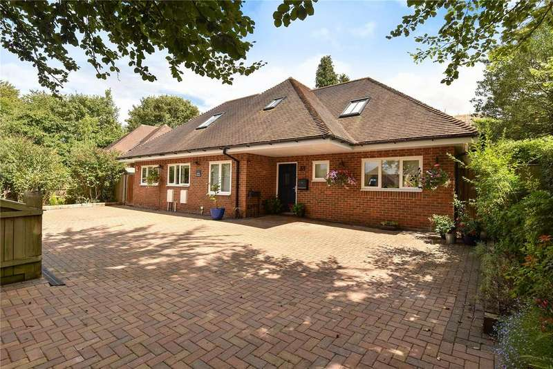 5 Bedrooms Detached House for sale in Middle Orchard, Kings Worthy, Winchester, Hampshire, SO23
