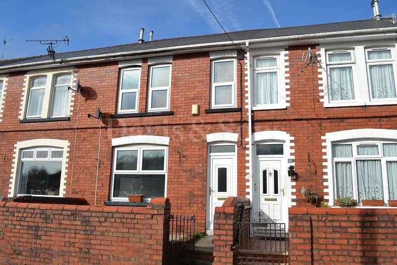 2 Bedrooms Terraced House for sale in Owendale Terrace, Abersychan, Pontypool. NP4 7BL
