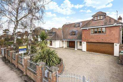 6 Bedrooms Detached House for sale in Hill Brow, Bromley